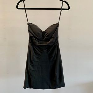 LBD with cut-outs